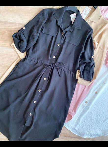 SOPHIE DRESS BLACK