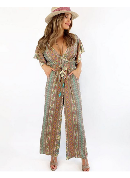 JUMPSUIT BLUE MARKET