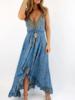 DRESS BLUE IBIZA