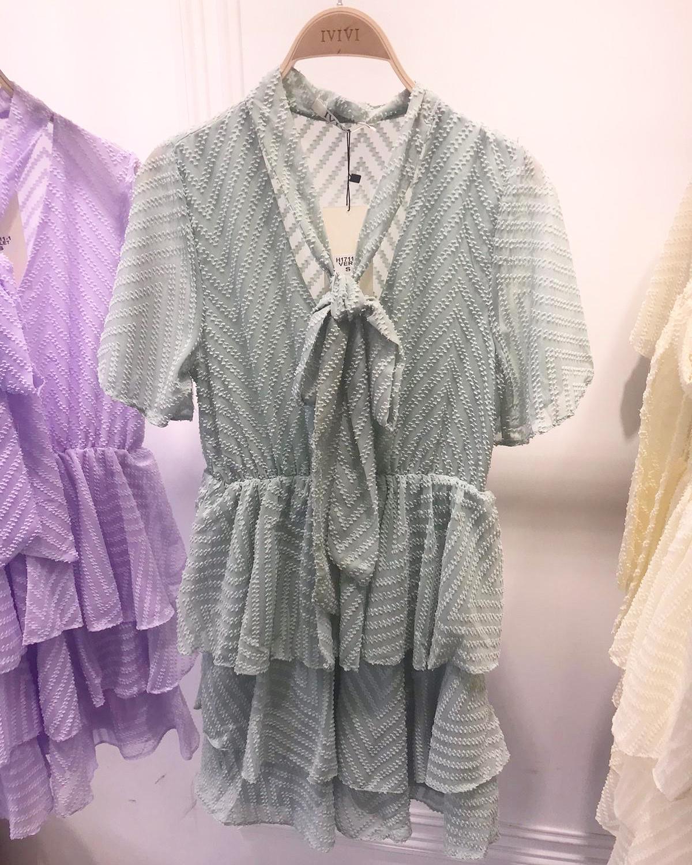 CELINE DRESS MINT