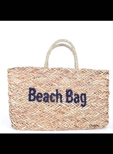 BEACH BAG BLUE