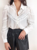 KATIE BLOUSE WHITE