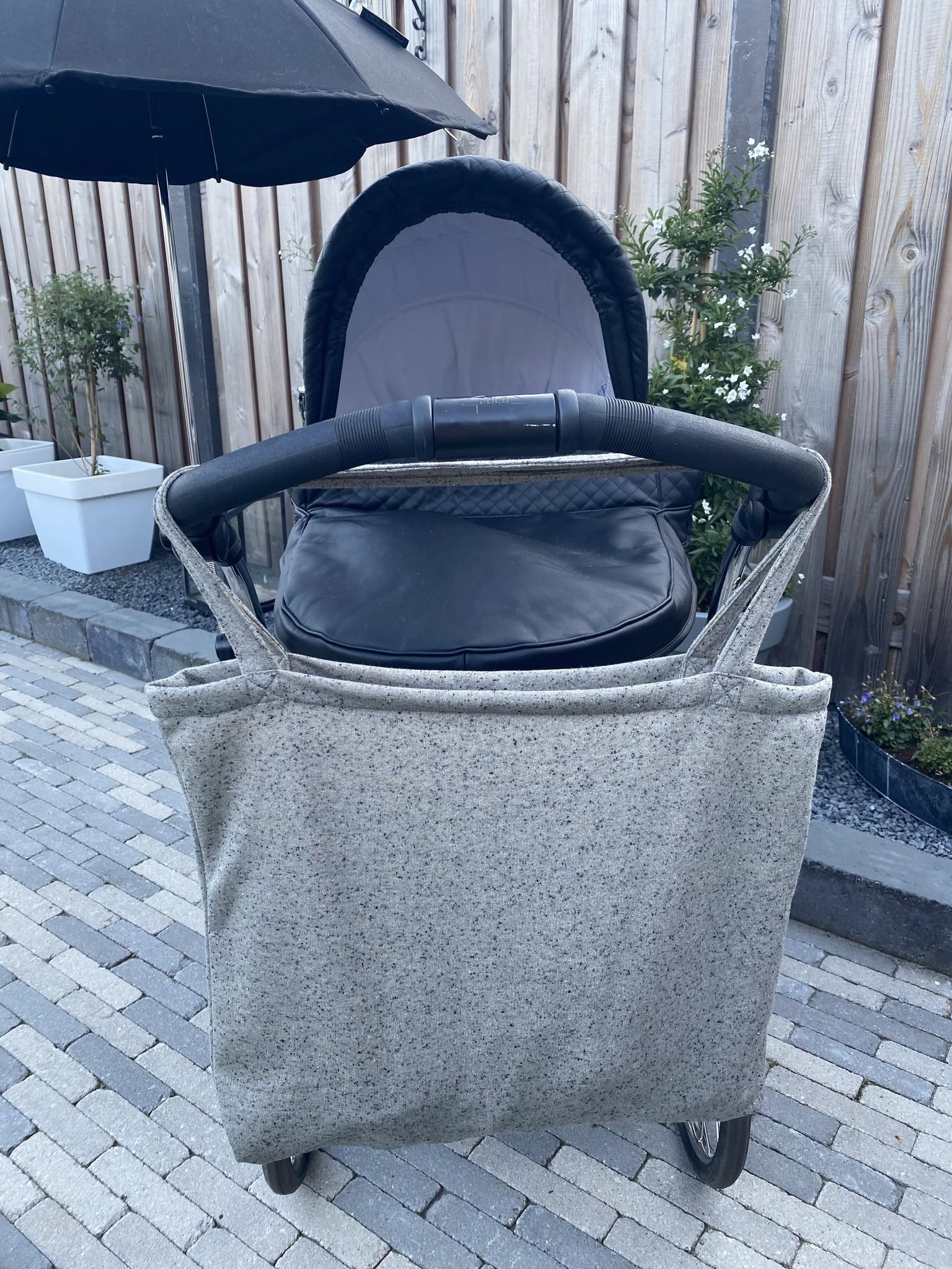 THE MOM BAG GLITTER SWEAT