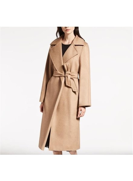 TRENCHCOAT OVERSIZED CAMEL