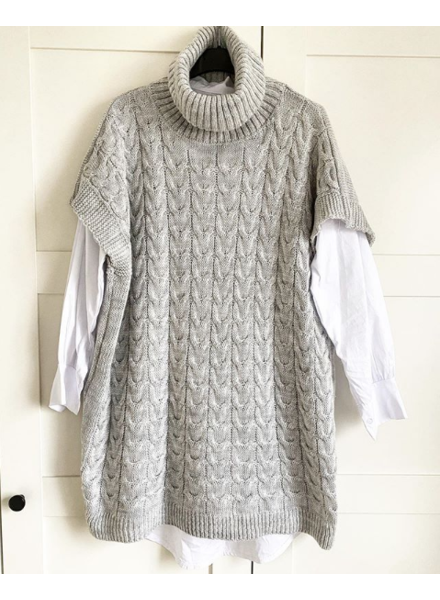 SOPHIE COLL SPENCER LIGHT GREY