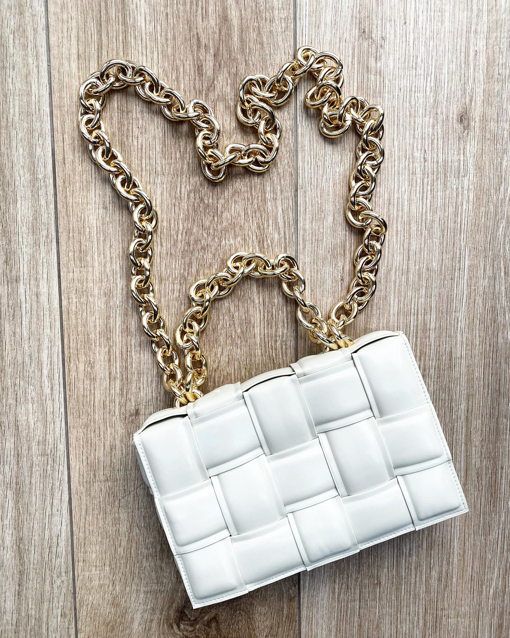 OLIVIA BAG OFF WHITE