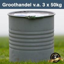 50 Kg carbid grote ton (v.a. 3 stuks)