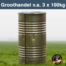 100 Kg carbid grote ton (v.a. 3 stuks)