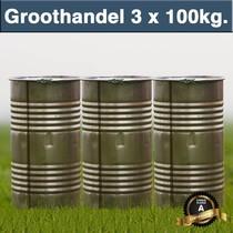 Carbid Halve Pallet 3x 100 kilo