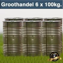 Carbid Pallet 6x 100 kilo