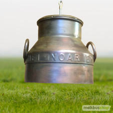 Melkbus Hanglamp Deksel - koperkleur