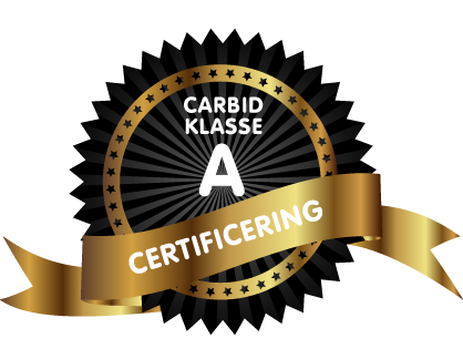 Carbid Klassa A Certificering Beste Kwaliteit