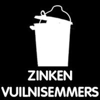 Zinken Vuilnisemmer / Prullenbak / Vuilnisbak kopen
