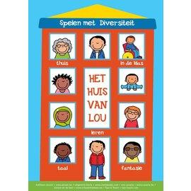 """Huis van Lou """"Spelen met diversiteit"""""""