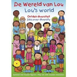 """Speelset """" De wereld van Lou"""""""