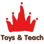 Toys & Teach, Het huis van Lou, houten speelset rond diversiteit