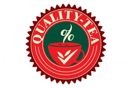 Heerlijke losse thee, prachtige theebloemen en mooie theepotten, bekers en filters.