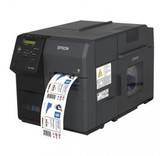EPSON Epson ColorWorks C7500G, cutter, disp., USB, Ethernet, zwart