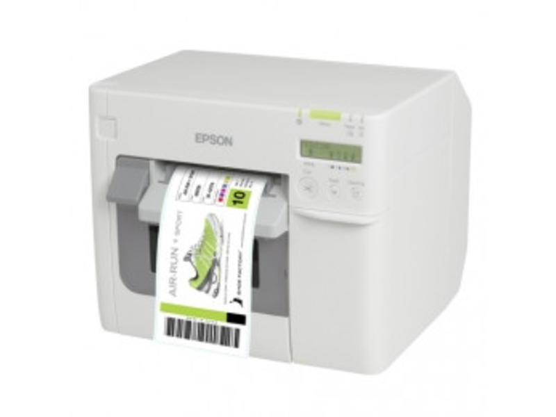 EPSON Epson labelrol, normaal papier, 76x51mm