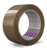 Euro-Label 1 DOOS VAN 36 ROLLEN VERPAKKINGSTAPE - MUSCLEPACK® | PP | AC | LOW NOISE | HIGH TACK
