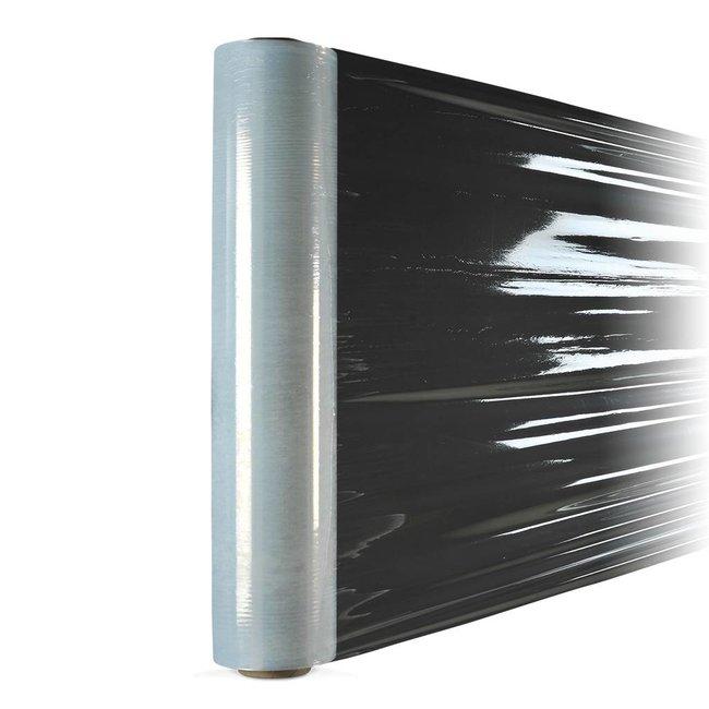 Euro-Label 6 rollen transparante stretchfolie (glad) - (50cm x 300meter x 17µ)