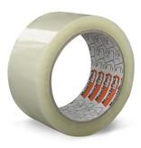 Euro-Label Verpakkingstape - 36 rollen - Musclepack® | PP | AC | Low noise (Transparant)