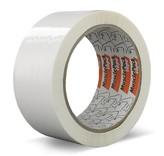 Euro-Label Verpakkingstape - 36 rollen - Musclepack®   PP   AC   Low noise (Wit)