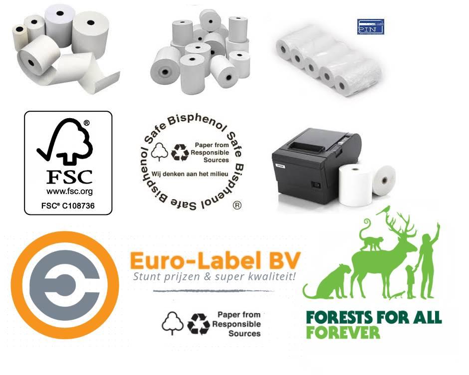 Giftige stoffen wil je niet in je eten! Euro-Label BV produceert Bisphenol Safe!