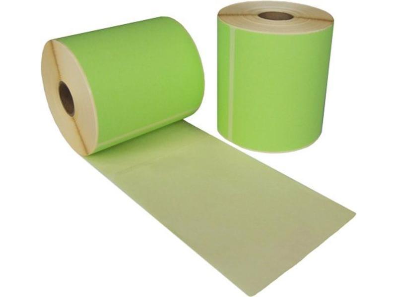 Euro-Label Groene verzendetiketten (100x150)