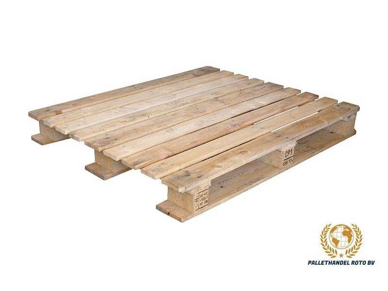 CP1 pallet 100x120cm, gebruikt