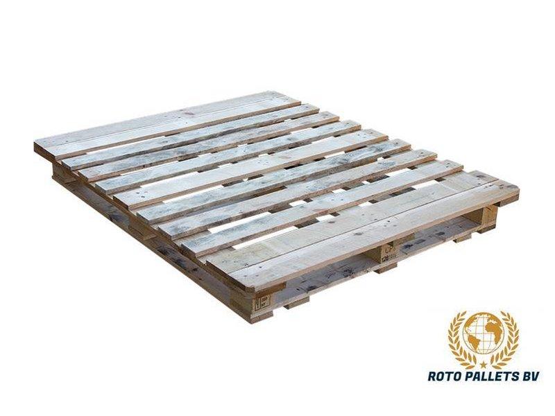 CP7 pallet 110x130cm, gebruikt