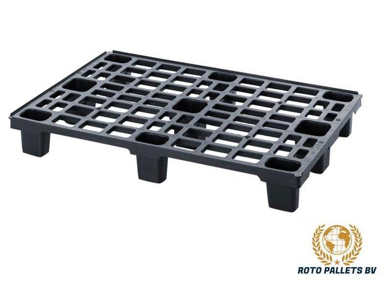 Roto-Pallets BV Kunststof pallet nestbaar 80x120cm, nieuw