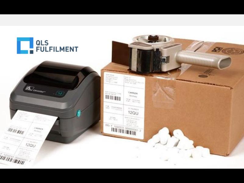 Euro-Label QLS Fulfilment - Labelprinters - barcodescanners en etiketten