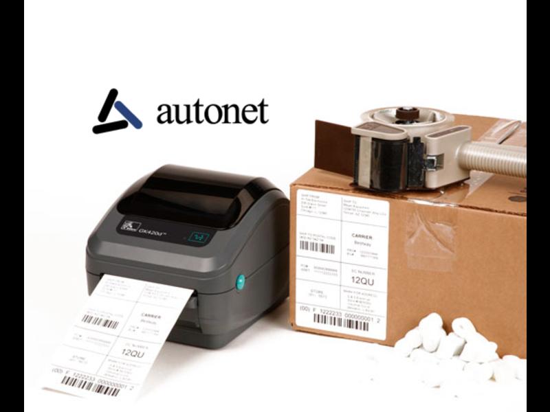 Euro-Label Supplies voor Autonet gebruikers