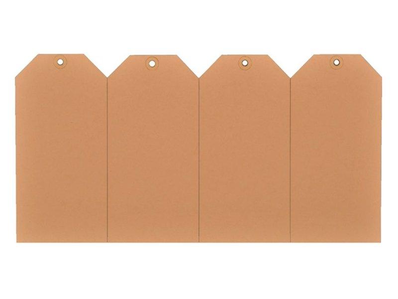 Label hf2 nr5 55x110mm karton 200gr creme 1000st