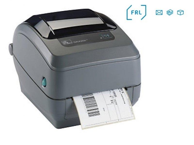 Labelprinters voor FRL Post