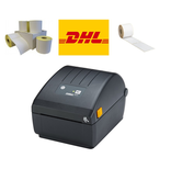 ZEBRA DHL Pakket - labelprinter + 1.200 DHL labels