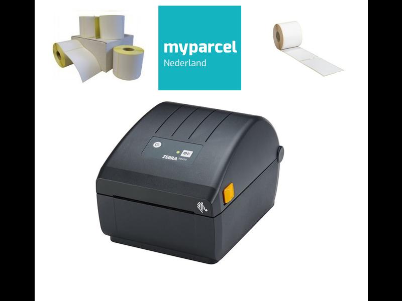 MyParcel Starterspakket - labelprinter + 1.200 labels