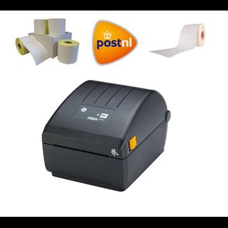 Zebra PostNL Starterspakket - labelprinter + 1.200 labels