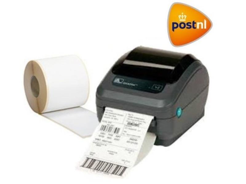 PostNL Labelprinter + 300 verzendetiketten