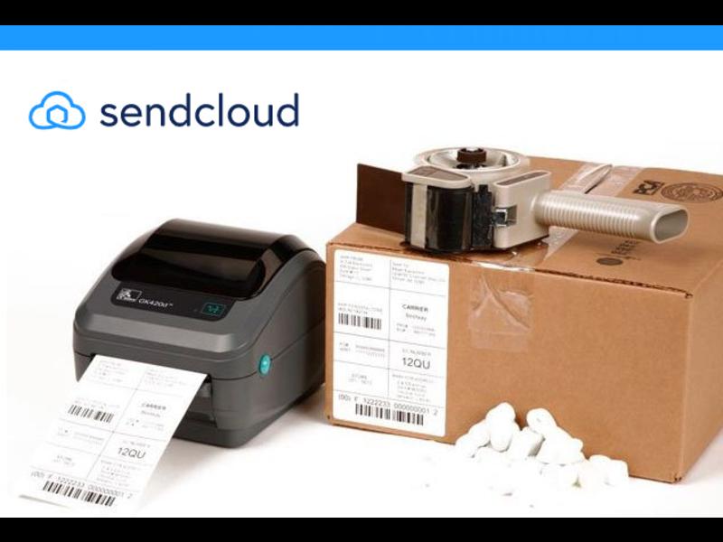 Sendcloud Etiketten