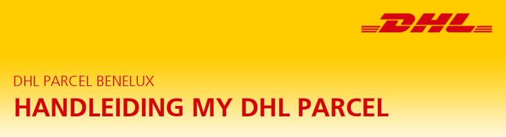 Handleiding voor labelprinters in MyDHL Parcel