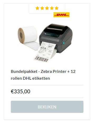 Bundelkorting € 35,00