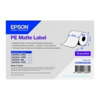 Epson Compatible Epson label (Synthetic) doorlopende rol - 102 mm x 29m