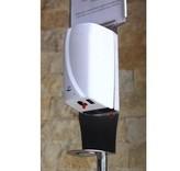 Euro-Label Handdesinfectie Wand dispenser met sensor en  A4 paneel