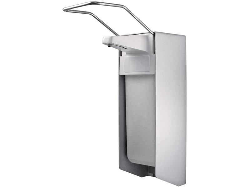 Elleboog dispenser 1.000ML voor desinfectiemiddel of zeep