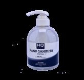 HQ-Healthcare Desinfecterende handgel (75% alcohol) - 500ml met pompje
