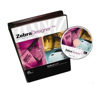ZEBRA ZebraDesigner Pro V3 - software