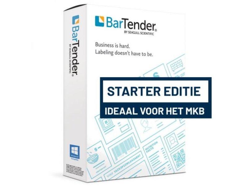 Seagull BarTender 2019 Starter, application license, 1 printer