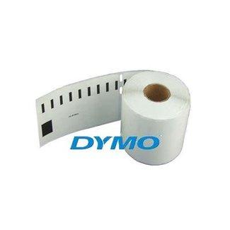 Dymo Dymo 99012 labels S0722400 compatible , 36 x 89 mm, 260 etiketten, blanco, permanent